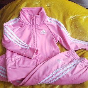 adidas Matching Sets - ADIDAS TODDLER TRACK SUIT JOGGER 18M 1-2 YEARS